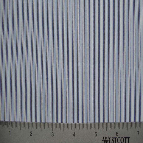 100% Cotton Fabric Stripes Collection #7 14 Y D2652WIN