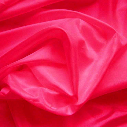 Polyester China Silk 131 Neon Pink