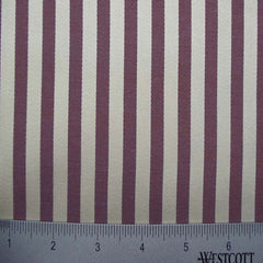 100% Cotton Fabric Stripes Collection #6 131 T T3603S V - NY Fashion Center Fabrics
