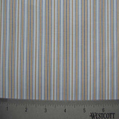 100% Cotton Fabric Stripes Collection #6 136 Y D4531B K - NY Fashion Center Fabrics