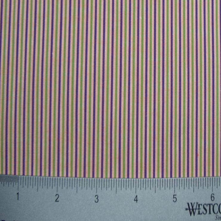 100% Cotton Fabric Stripes Collection #6 138 Y D4524H L - NY Fashion Center Fabrics