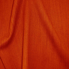 Superfine Wool Gabardine 14 BurntOrange