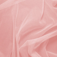 Nylon/Spandex Sheer Stretch Mesh 14 Cantaloupe
