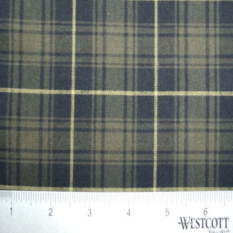 100% Cotton Fabric Checks Collection #5 14 KO 3483 FLN5006B B - NY Fashion Center Fabrics