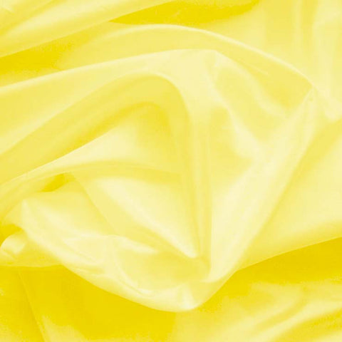 Polyester China Silk 14 Lemon