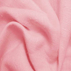 Heavyweight Linen 14 Pink - NY Fashion Center Fabrics