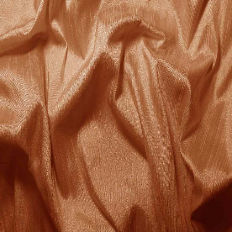 Polyester Dupioni 14 RedGold