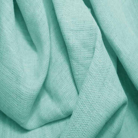 Medium Weight Linen - 6.5-oz 14 Tiffany Blue - NY Fashion Center Fabrics