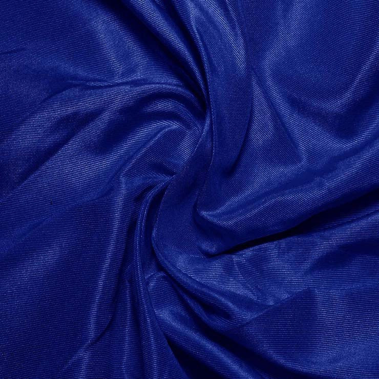 Silk Habotai Royal Blue