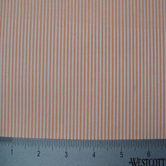 100% Cotton Fabric Stripes Collection #13 15 KO 3219 Y D8460ORA - NY Fashion Center Fabrics
