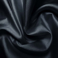 Silk Cotton Fabric Navy