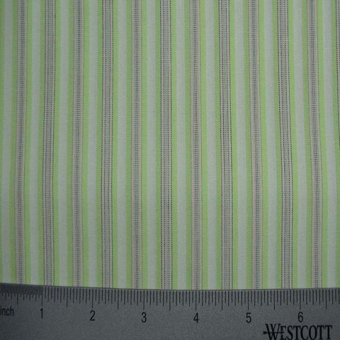 100% Cotton Fabric Stripes Collection #7 16 Y D2651PCH