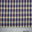 100% Cotton Fabric Checks Collection #4 15 Y D5212MUL - NY Fashion Center Fabrics