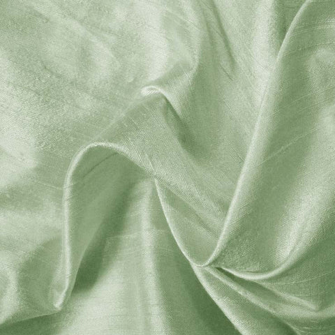 Silk Dupioni 151 Green Dash