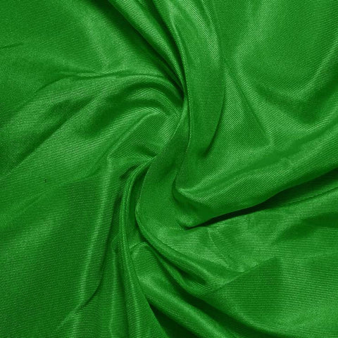 Silk Habotai Lime Green