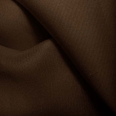 Silk Gazar Deep Brown