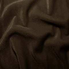 Polyester Stretch Velvet 16 Brown