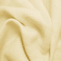 Heavyweight Linen 16 Butter - NY Fashion Center Fabrics
