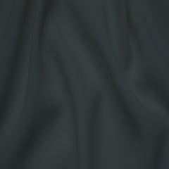 Polyester Stretch Crepe Jersey 16 Charcoal