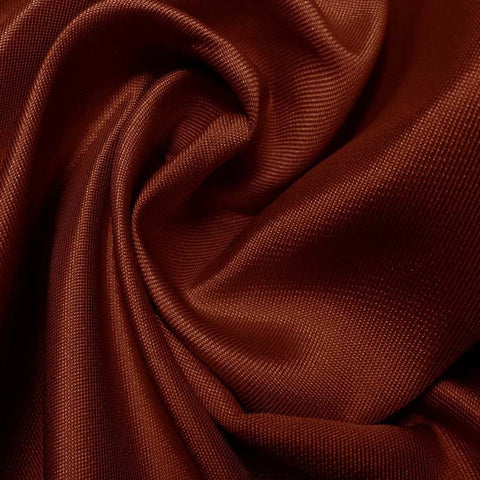 Silk Zibeline 16 DarkRedBrown