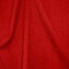 Superfine Wool Gabardine 16 Red