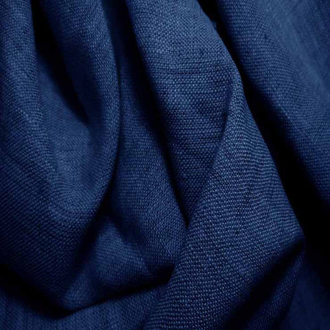 Medium Weight Linen - 6.5-oz 16 Royal - NY Fashion Center Fabrics