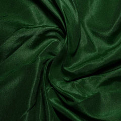Silk Habotai Hunter Green