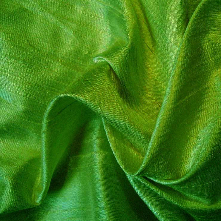 Silk Dupioni 168 Kryptonite