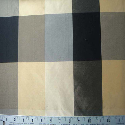 Silk Taffeta Stripes and Checks 17 1470