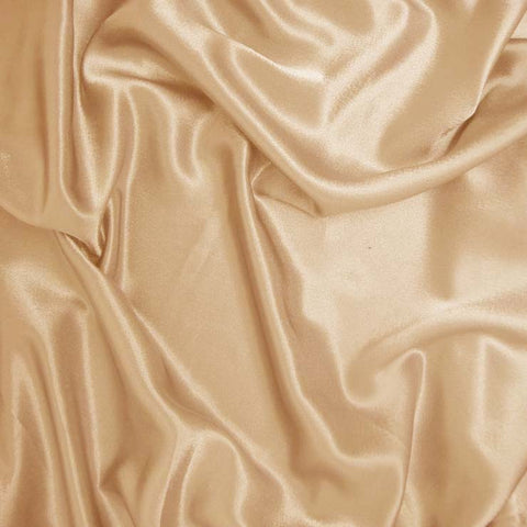 Polyester Crepe Back Satin 17 Banana