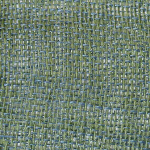 Open Weave Linen 17 Blue Green