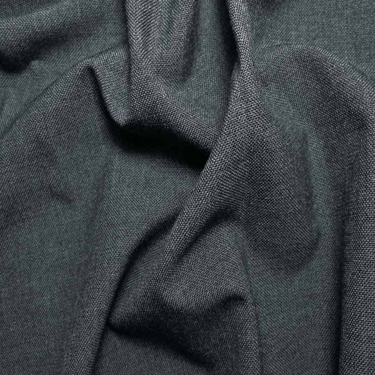 3 Ply Wool/Poly Blend Suiting 171 Light Bankers - NY Fashion Center Fabrics