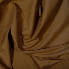 Cotton Micro Brush Twill - 20 Yard Bolt 172019 Potting Soil Brown - NY Fashion Center Fabrics