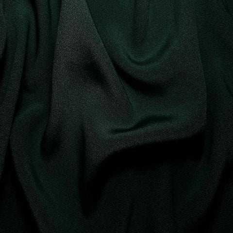 Silk Crepe Back Satin Real Navy