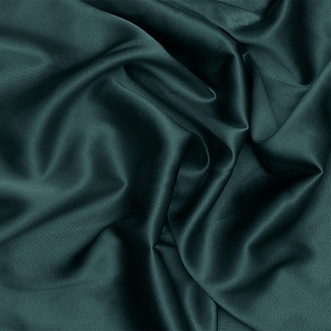 Silk Stretch Charmeuse Real Navy