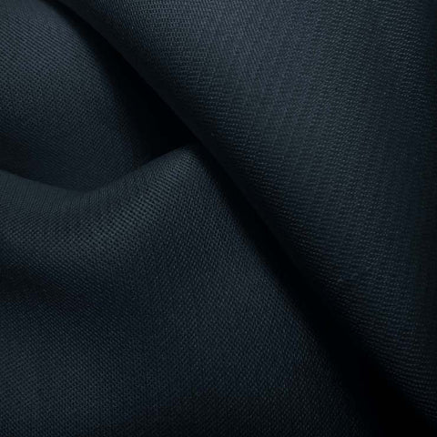 Silk Gazar Dark Navy