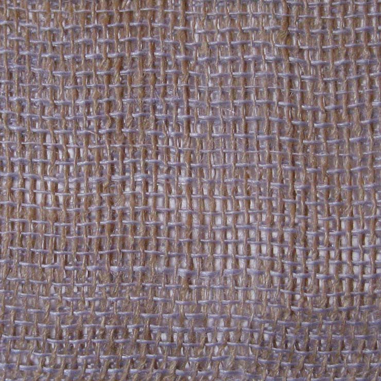 Open Weave Linen 18 Blueish Purple