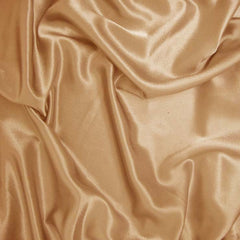 Polyester Crepe Back Satin 18 Gold Glo