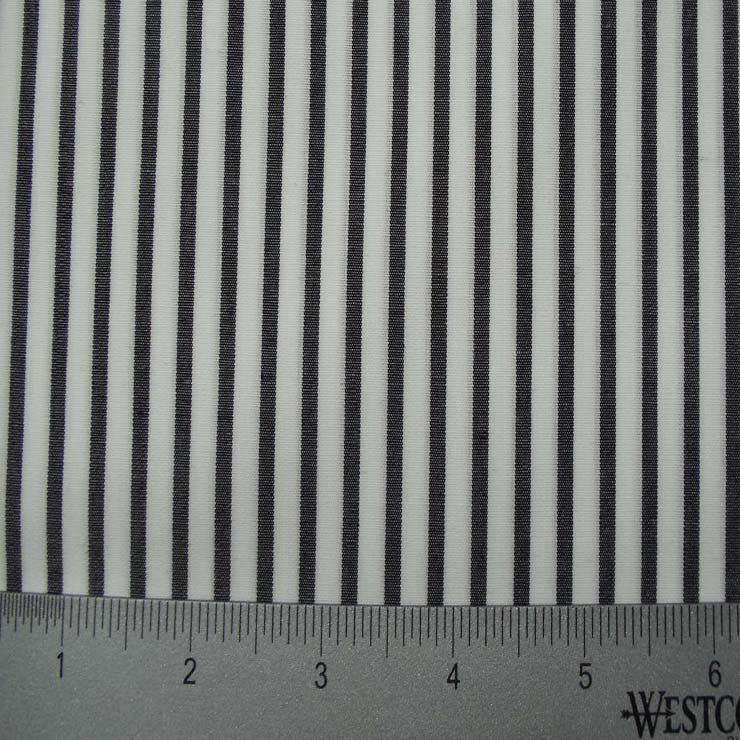 100% Cotton Fabric Stripes Collection #13 18 KO 3222 Y D9986BLK - NY Fashion Center Fabrics