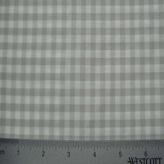 100% Cotton Fabric Checks Collection #2 18 KO 3474 Y D9837 S W - NY Fashion Center Fabrics