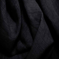Medium Weight Linen - 6.5-oz 18 Navy - NY Fashion Center Fabrics