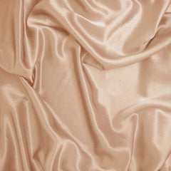 Polyester Crepe Back Satin 19 Light Gold