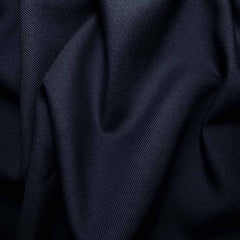 Polyester Whipcord 195C Dark Medium Blue