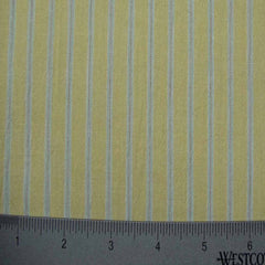 100% Cotton Fabric Stripes Collection #1 20 CBY0003YEL - NY Fashion Center Fabrics