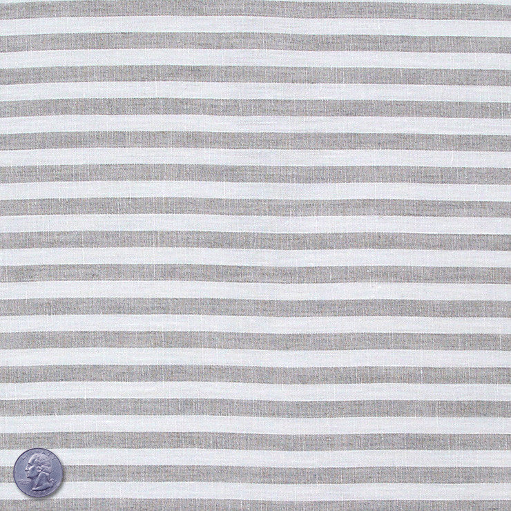 Linen Stripes Collection #1 2012 YD 112 - NY Fashion Center Fabrics