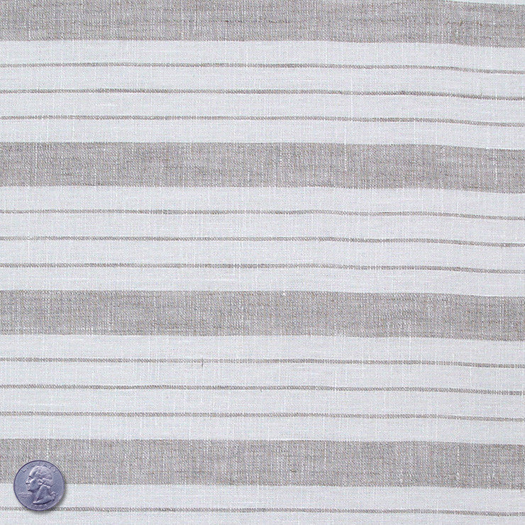 Linen Stripes Collection #1 2012 YD 115 - NY Fashion Center Fabrics