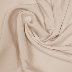 Silk Stretch 4 Ply Crepe Beige