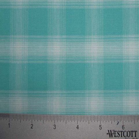 100% Cotton Fabric Checks Collection #5 21 KO 3432 Y D9755MIN - NY Fashion Center Fabrics