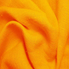 Heavyweight Linen 21 Pumpkin - NY Fashion Center Fabrics
