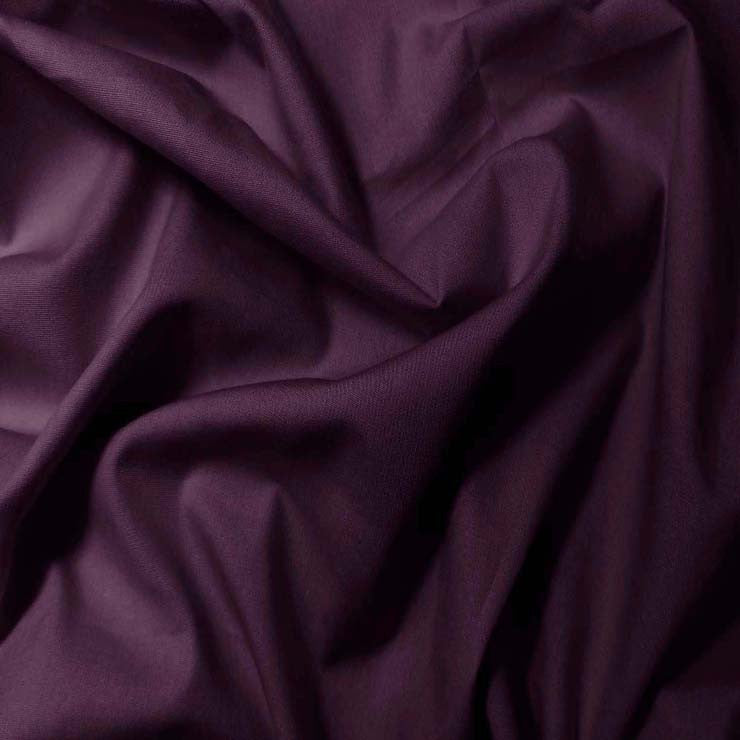 Pima Cotton Broadcloth - 30 Yard Bolt 21 Purple